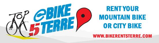 Bike Rent Cinque Terre