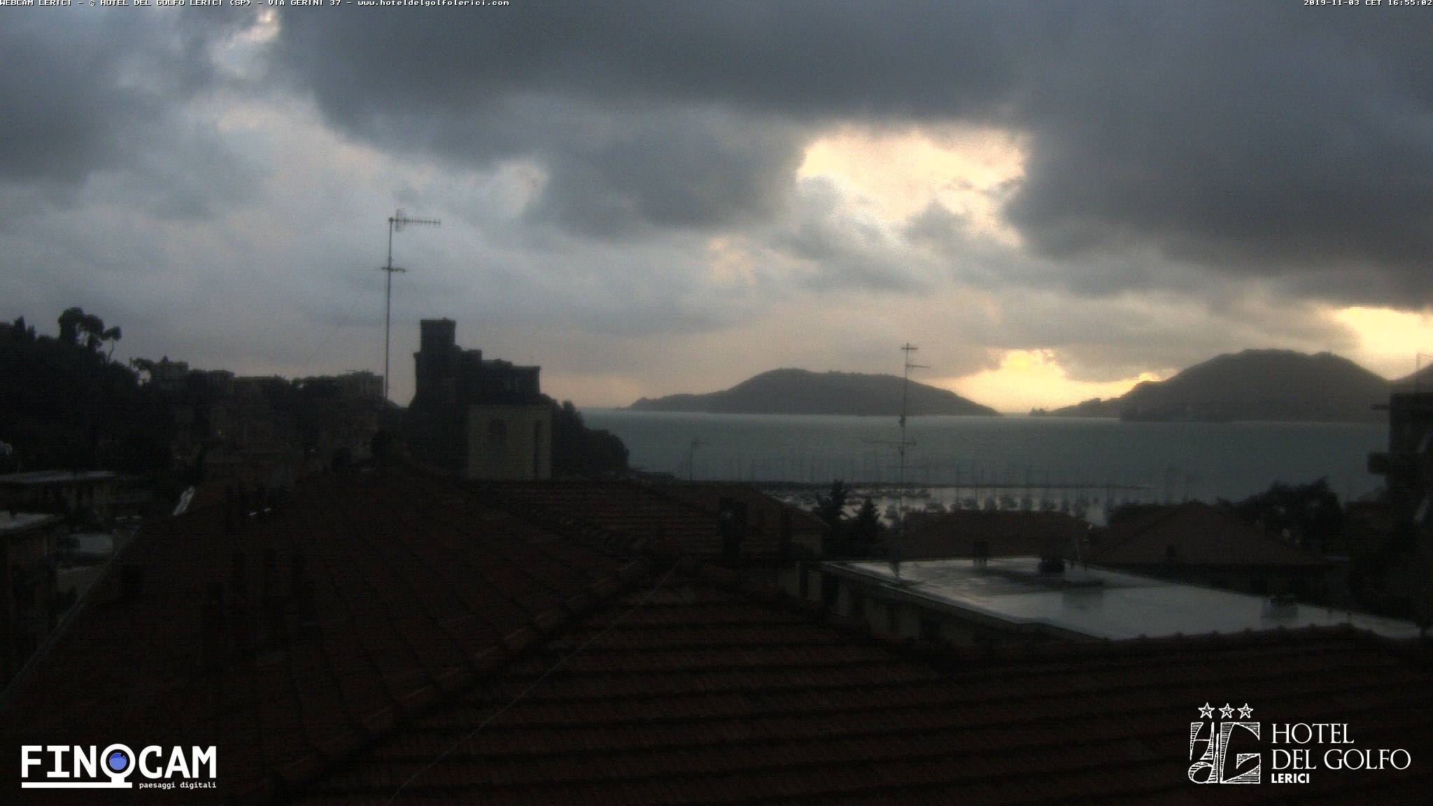 Webcam Lerici