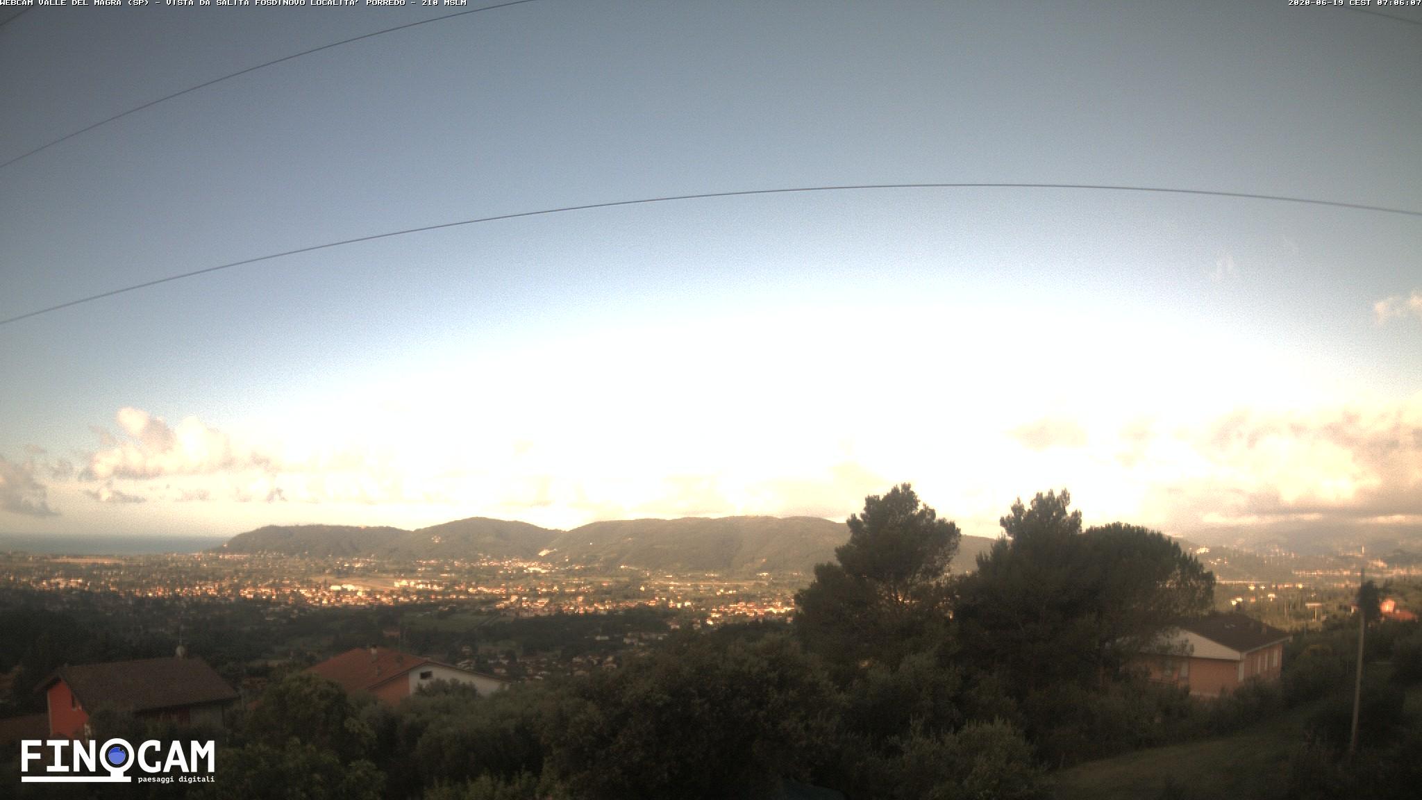 Webcam Val di Magra