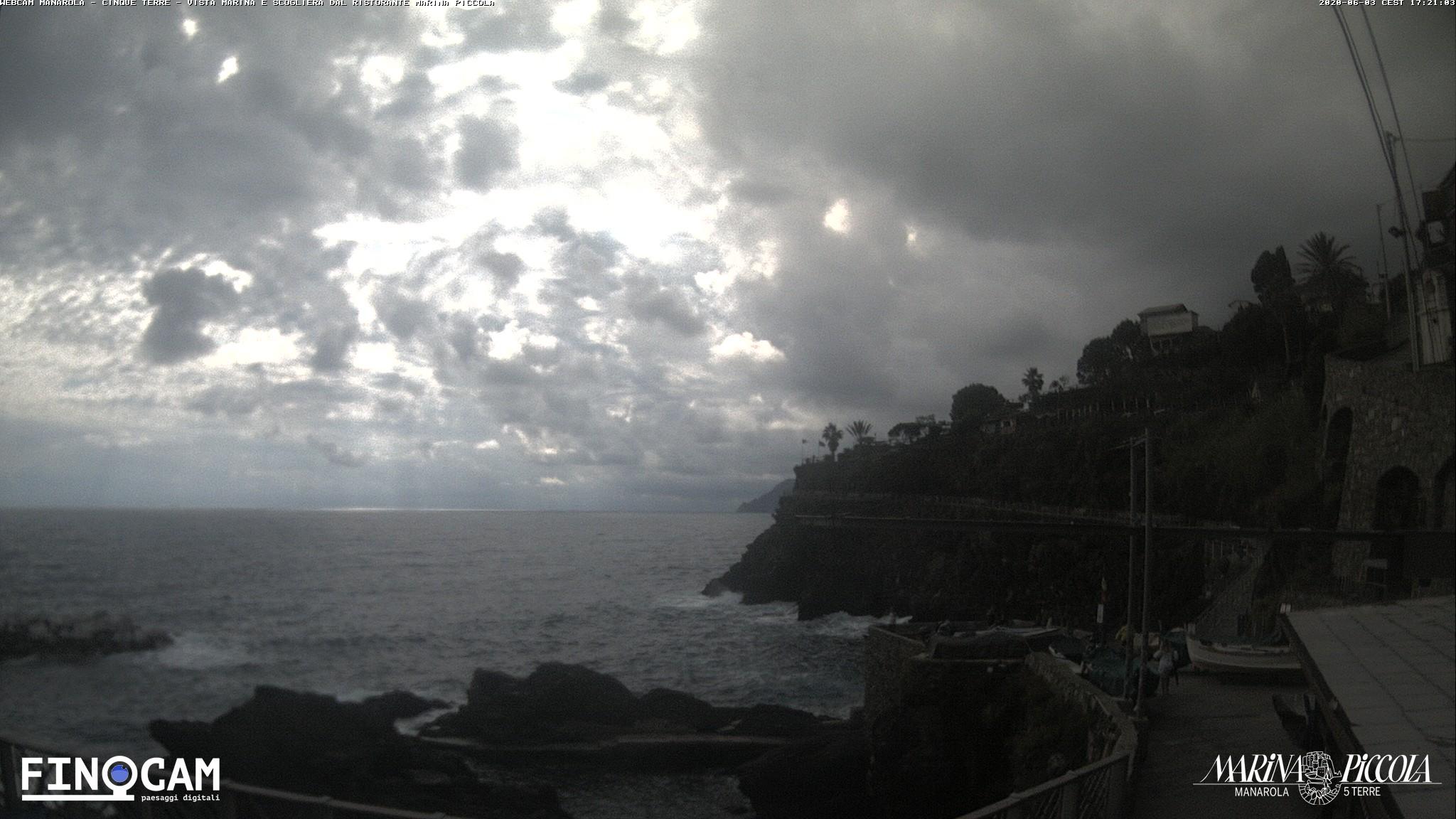Webcam in Riomaggiore, Cinque Terre