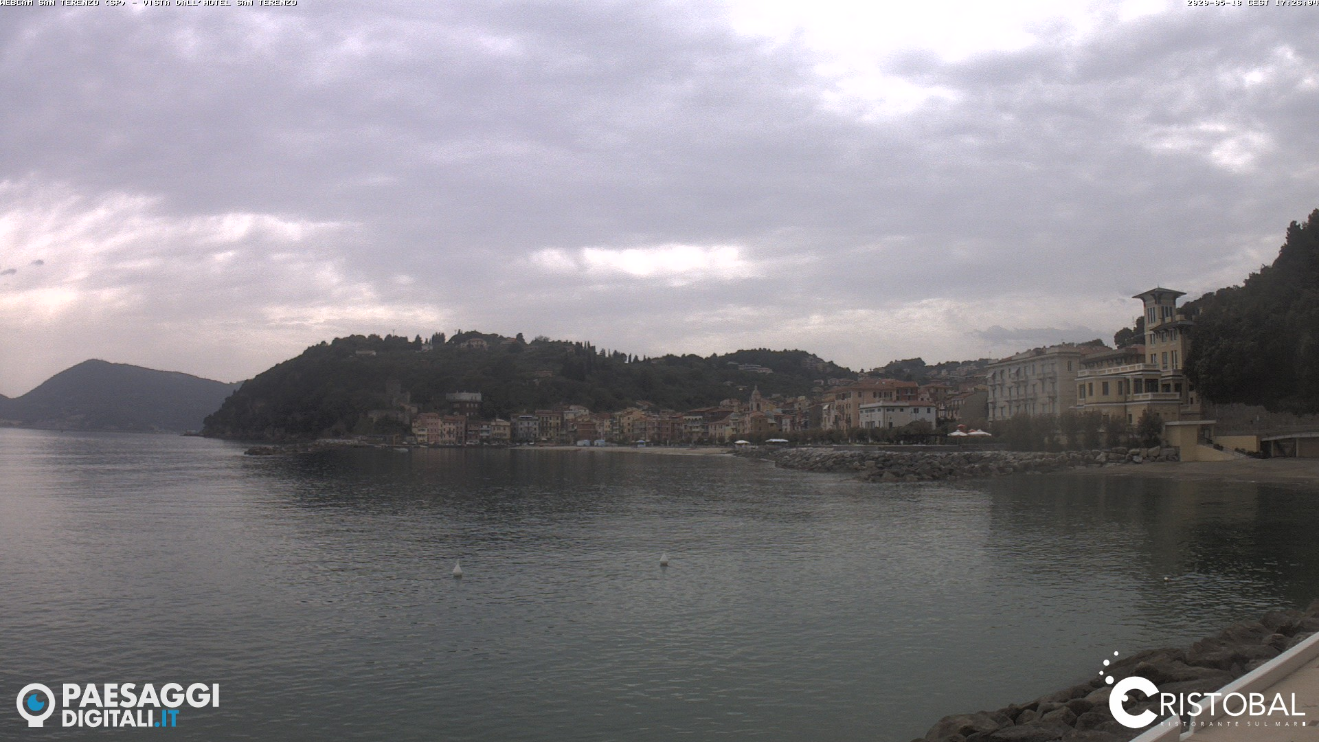 Webcam San Terenzo