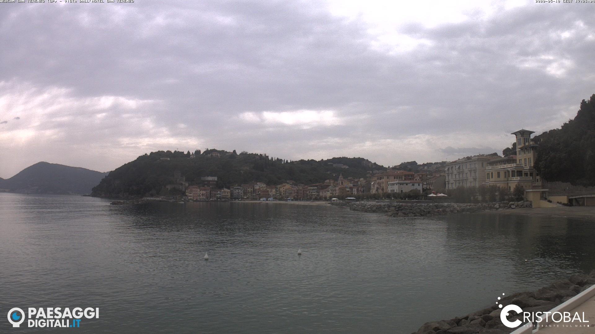 Webcam San Terenzo