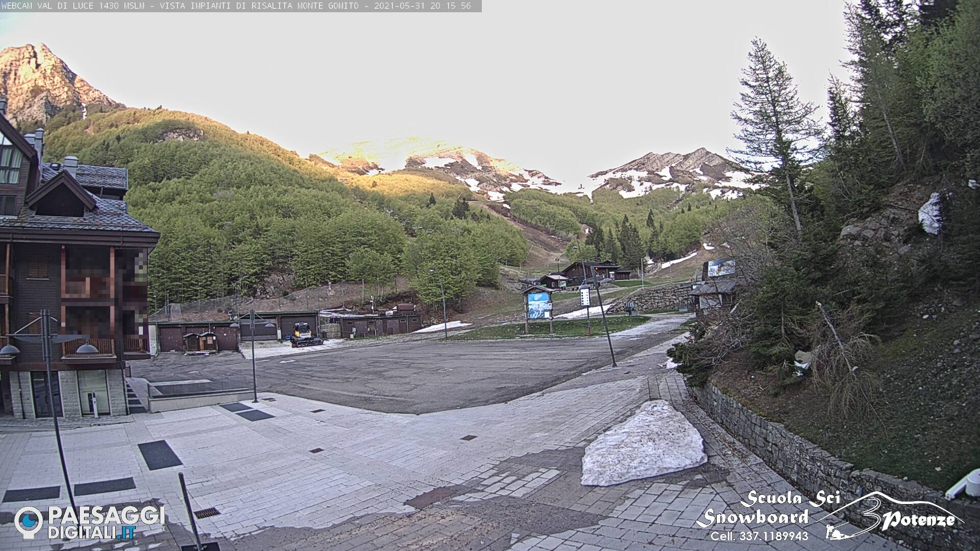 Webcam Valdiluce Piste