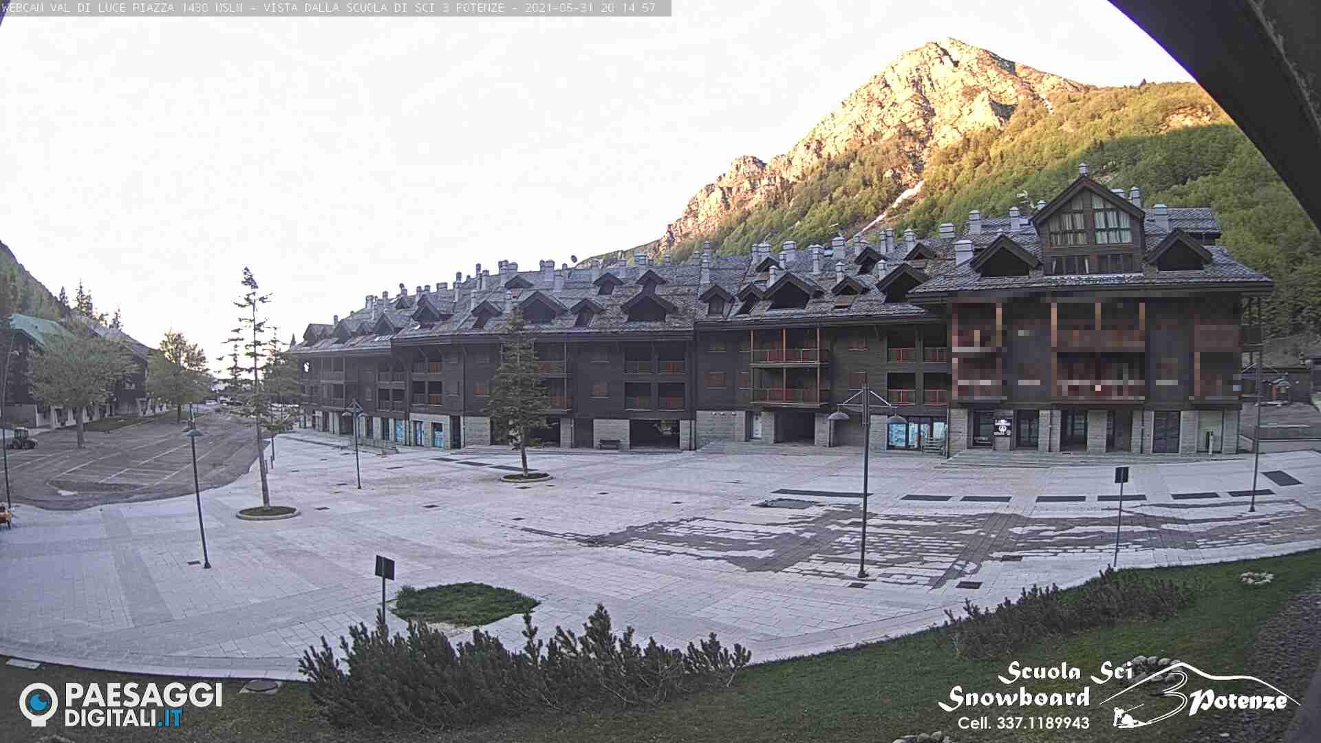Val di Luce Vista Area Parcheggio